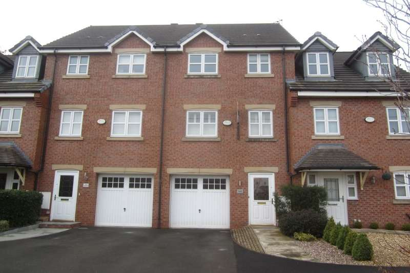 4 Bedrooms Property for sale in Sydney Road, Crewe, CW1