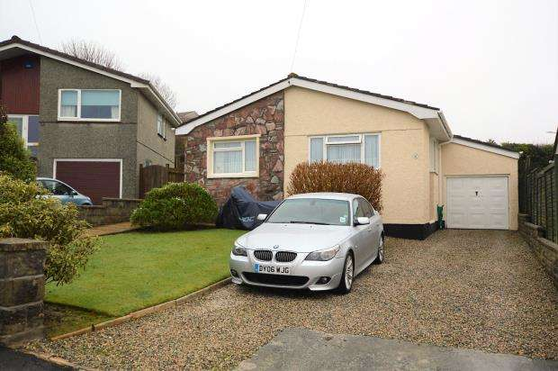 2 Bedrooms Detached Bungalow for sale in Meadow Rise, Plymouth, Devon