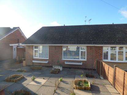2 Bedrooms Bungalow for sale in Stafford Drive, Wigston, Leicestershire