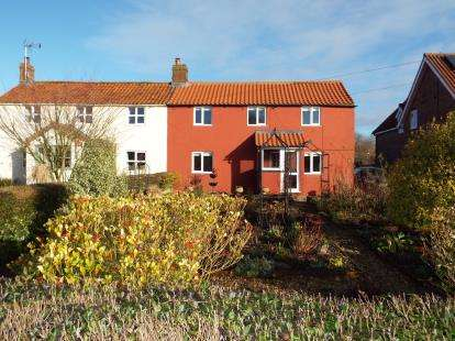 3 Bedrooms Semi Detached House for sale in Colkirk, Fakenham, Norfolk