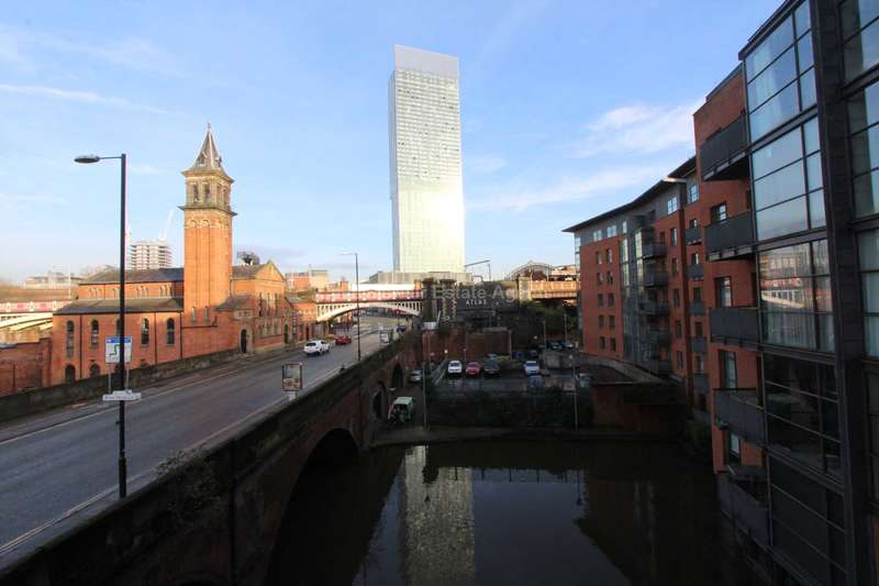 2 Bedrooms Apartment Flat for sale in Deansgate Quay, Deansgate