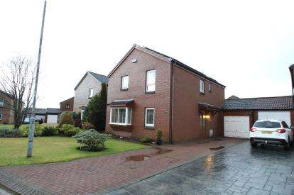 4 Bedrooms Detached House for sale in Dunvegan Drive, Bishopbriggs