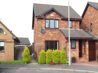 3 Bedrooms Link Detached House for sale in Brierie Hills Court, Crosslee