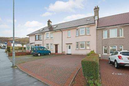 3 Bedrooms Terraced House for sale in Flatt Road, Largs