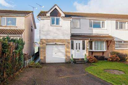 4 Bedrooms Semi Detached House for sale in Hayford Place, Cambusbarron