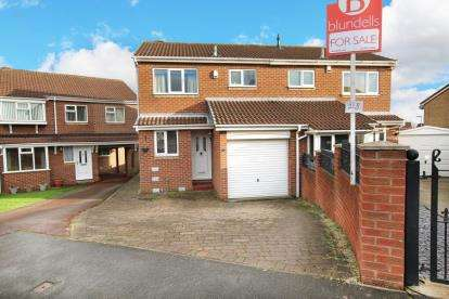 2 Bedrooms Semi Detached House for sale in Cook Avenue, Maltby, Rotherham, South Yorkshire