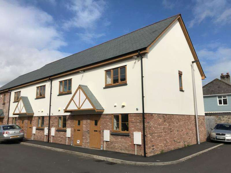 3 Bedrooms House for sale in 15 Bowen Court, Braunton