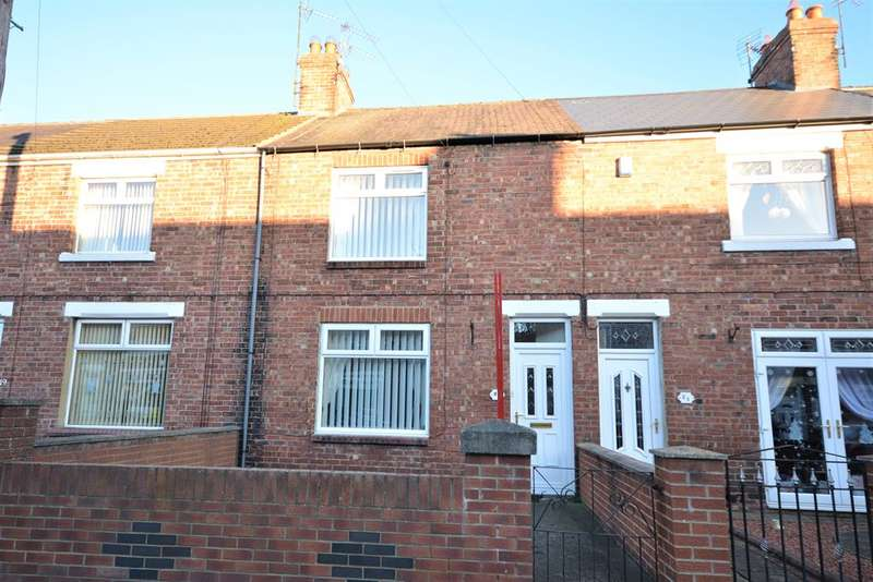 2 Bedrooms Terraced House for sale in Dale Street, St. Helen Auckland, Bishop Auckland, DL14 9BJ
