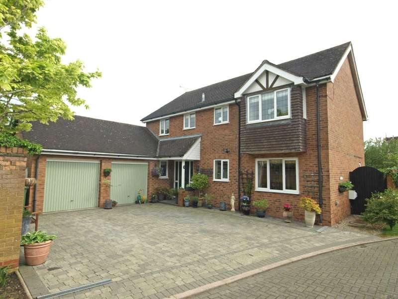 5 Bedrooms Detached House for sale in Spencer Gardens, Charndon