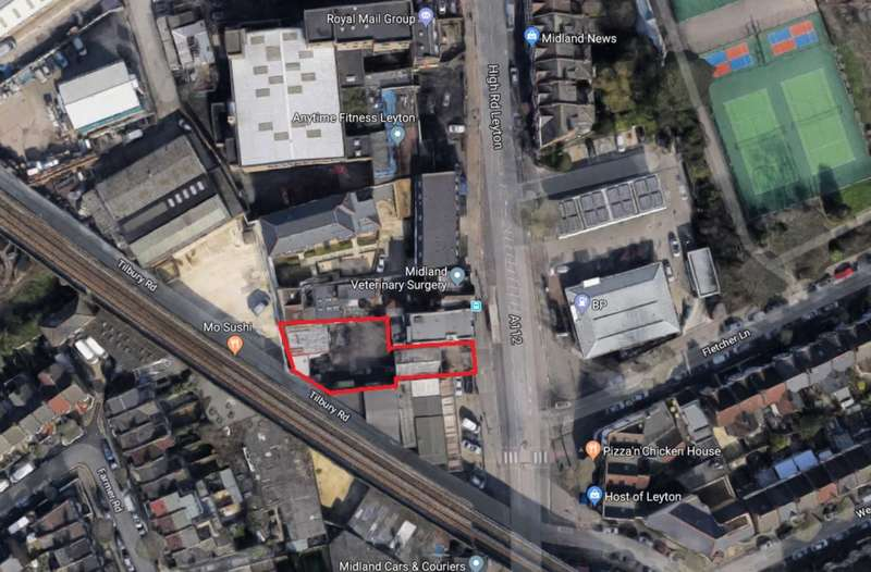 Land Commercial for sale in High Road, Leyton