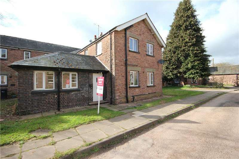 2 Bedrooms Terraced House for sale in Kerry's Gate, Abbeydore, Hereford, HR2