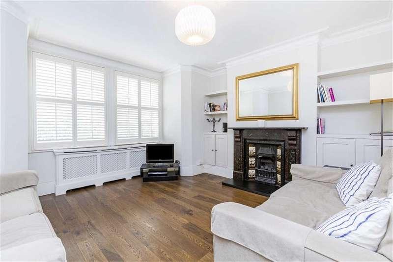 2 Bedrooms Flat for sale in Lurline Gardens, Battersea, SW11