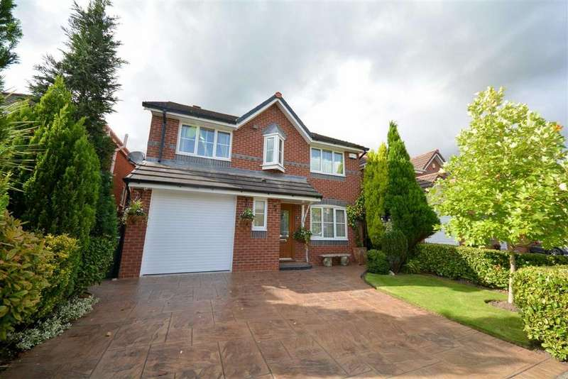 4 Bedrooms Detached House for sale in Ellergreen Road, Hindley Green, Wigan, WN2