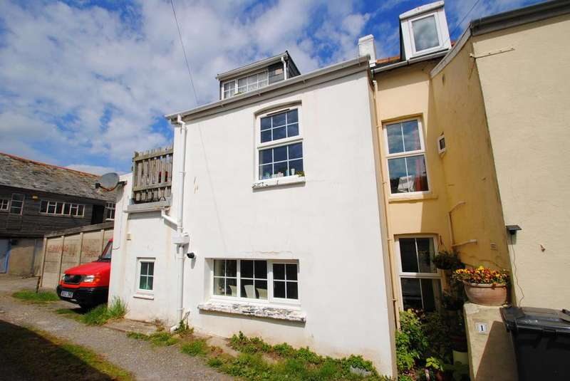 4 Bedrooms Semi Detached House for sale in Portland Cottages, Ilfracombe