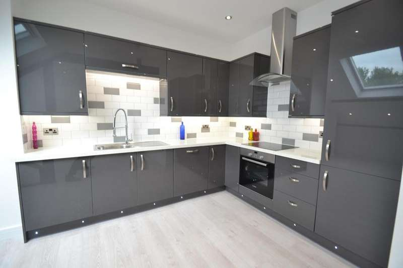 2 Bedrooms Apartment Flat for sale in Portland Villas, Victoria Road