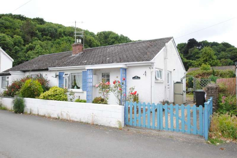 2 Bedrooms Semi Detached Bungalow for sale in Barton Gate Lane, Combe Martin
