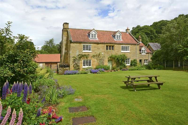 6 Bedrooms Equestrian Facility Character Property for sale in Boltby, Thirsk, North Yorkshire