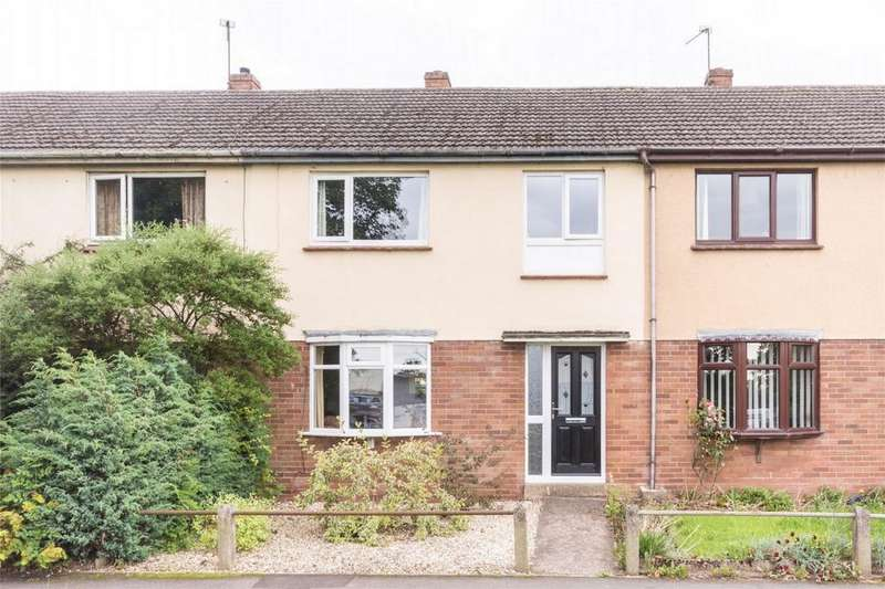 3 Bedrooms Terraced House for sale in Eastern Avenue, Lichfield, Staffordshire