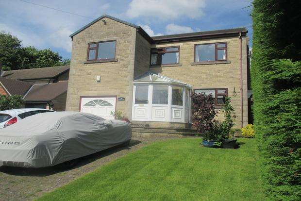 4 Bedrooms Detached House for sale in Ember Lane, Bonsall, Matlock, DE4