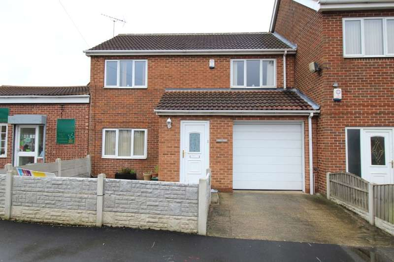 2 Bedrooms Terraced House for sale in Doncaster Road, Oldcotes, Worksop, S81