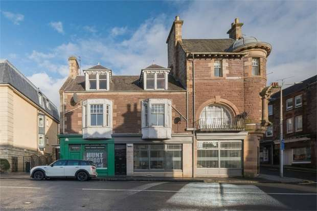 2 Bedrooms Flat for sale in Commissioner Street, Crieff, Perth and Kinross
