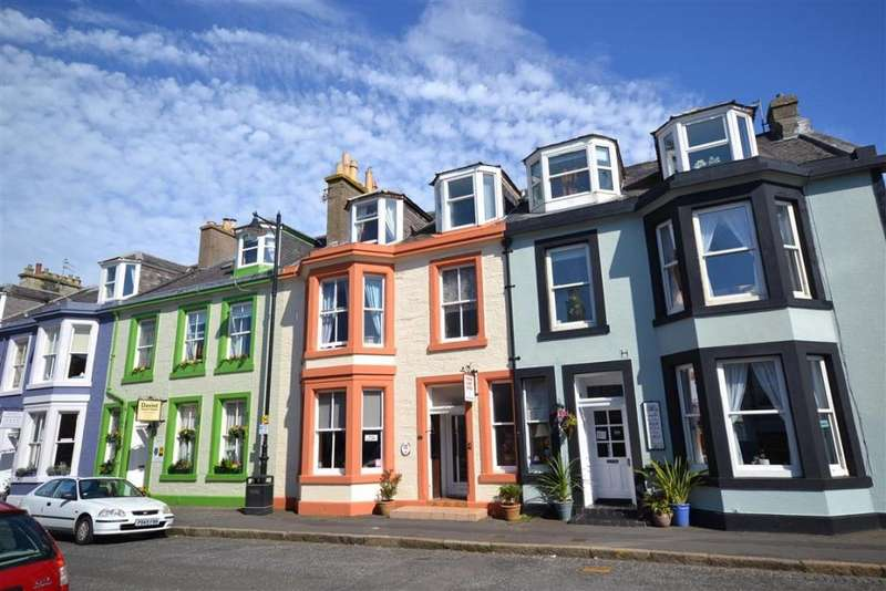 6 Bedrooms Town House for sale in 10 Queens Terrace, Ayr, KA7 1DU