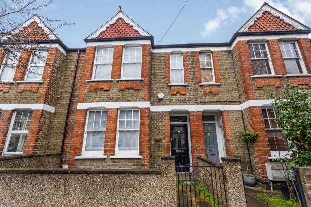 4 Bedrooms Terraced House for sale in Kew, Richmond, Surrey