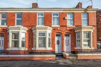 4 Bedrooms Terraced House for sale in Albert Edward Road, Liverpool, Merseyside, L7