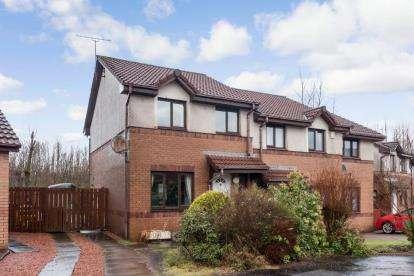 3 Bedrooms Semi Detached House for sale in Earlshill Road, Howwood