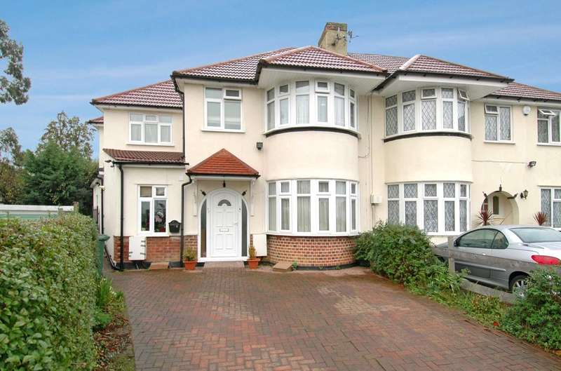 2 Bedrooms Maisonette Flat for sale in South Close, Village Way, Pinner, HA5