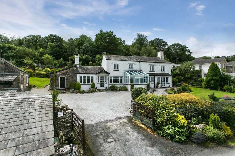 4 Bedrooms House for sale in Primrose Bank, Hale, Milnthorpe, Cumbria, LA7 7BL