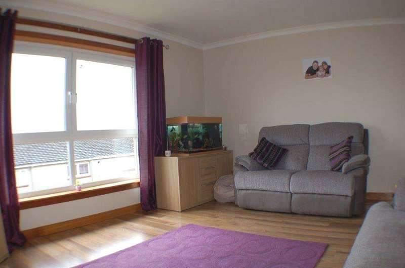 2 Bedrooms Flat for sale in Vanguard Way,Renfrew,Renfrewshire,PA4 0LW