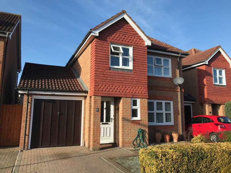3 Bedrooms Detached House for sale in Tweed Drive, Didcot