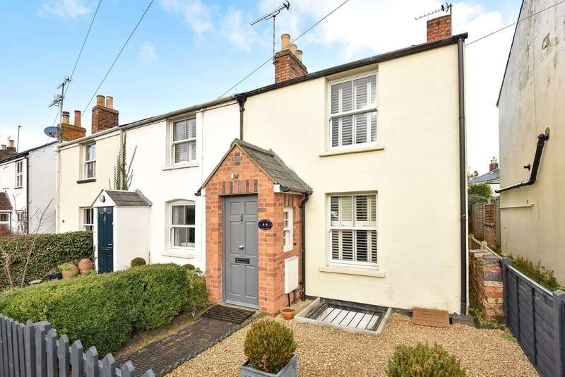 2 Bedrooms End Of Terrace House for sale in Leckhampton, Cheltenham