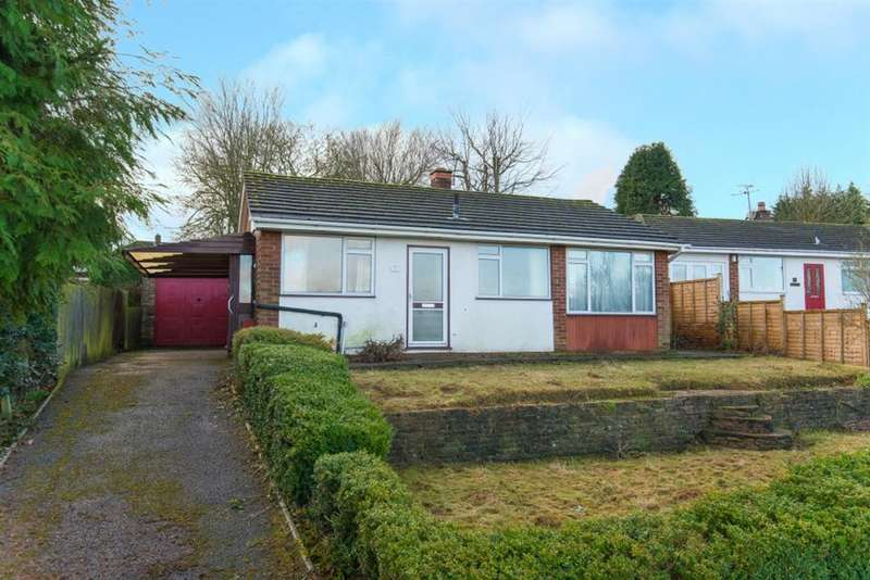 2 Bedrooms Detached Bungalow for sale in Longfield Road, Chesham, Buckinghamshire, HP5 2RR