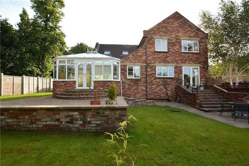4 Bedrooms Detached House for sale in Oaklands Drive, Adel, Leeds