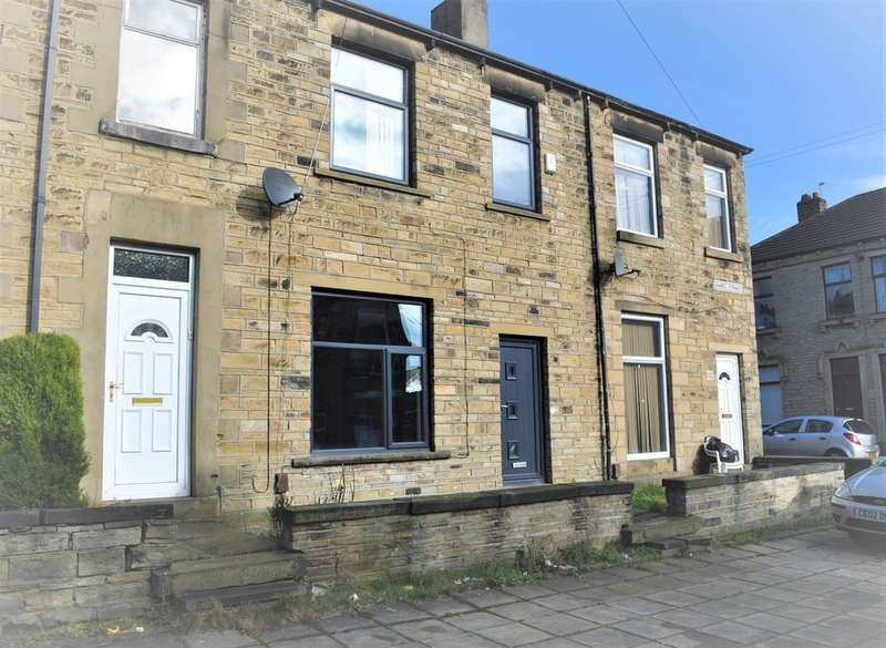3 Bedrooms Terraced House for sale in Handel Terrace, Huddersfield HD5