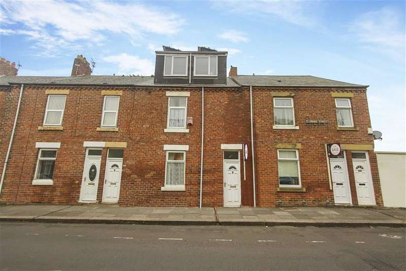 4 Bedrooms Terraced House for sale in Clarence Street, Seaton Sluice, Northumberland