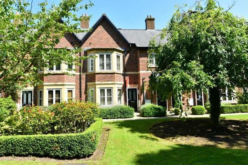 2 Bedrooms Ground Flat for sale in Grammar School Court, Ormskirk