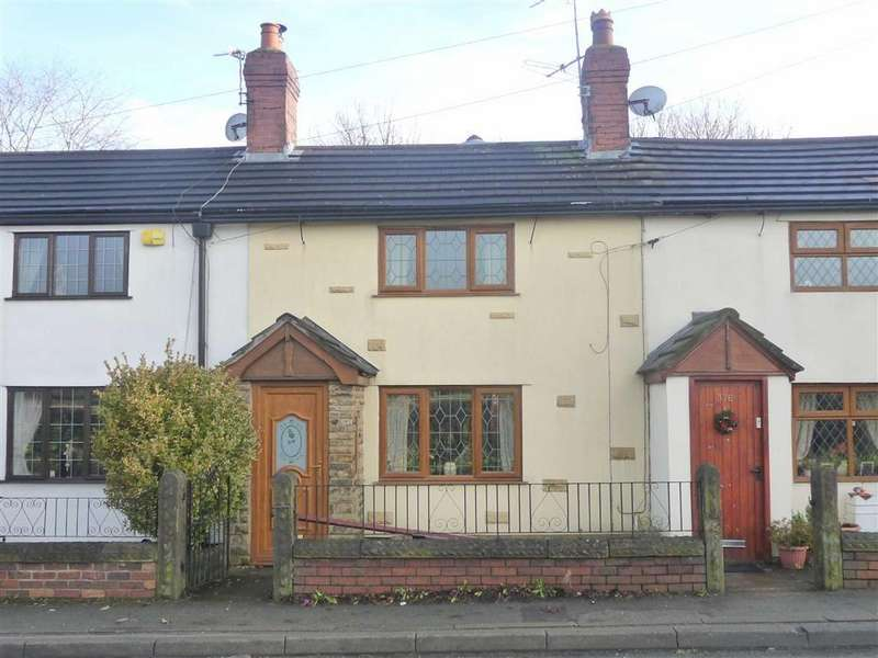2 Bedrooms Terraced House for sale in Gathurst Road, Orrell, WN5