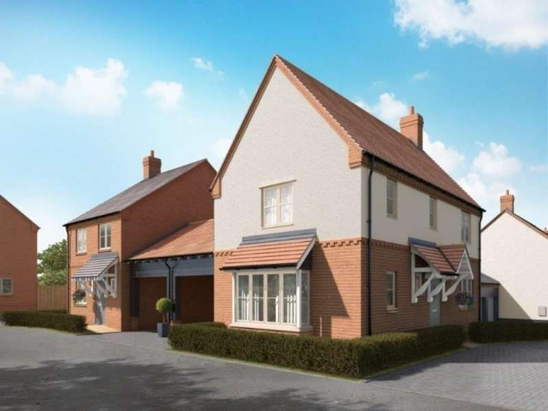 3 Bedrooms Link Detached House for sale in Dawsons Road, Osgathorpe