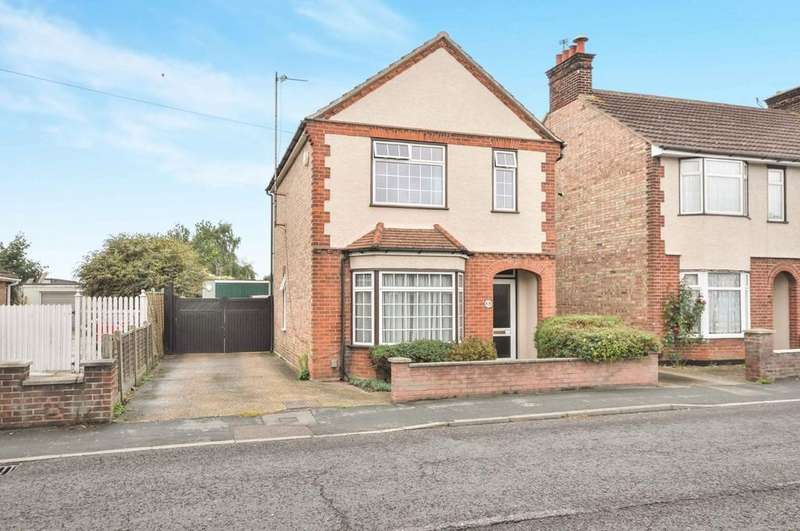 3 Bedrooms Detached House for sale in St. Johns Road, Colchester CO4 0JW
