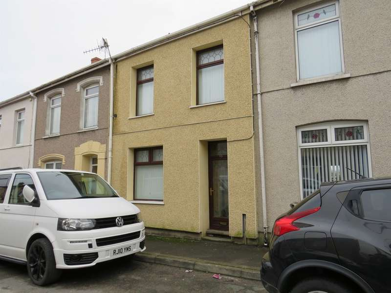 3 Bedrooms Terraced House for sale in Penywarc Road, Llanelli