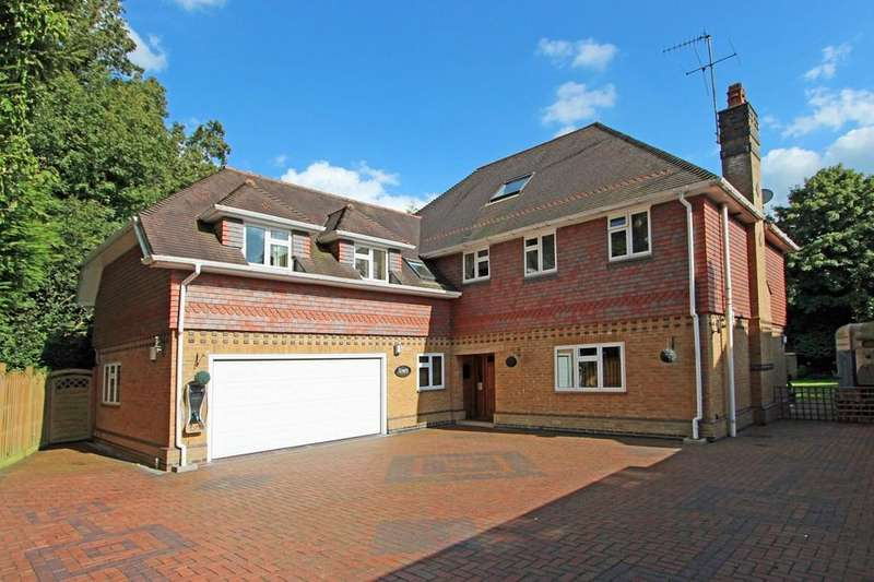 6 Bedrooms Detached House for sale in Holmcroft, Walton On The Hill