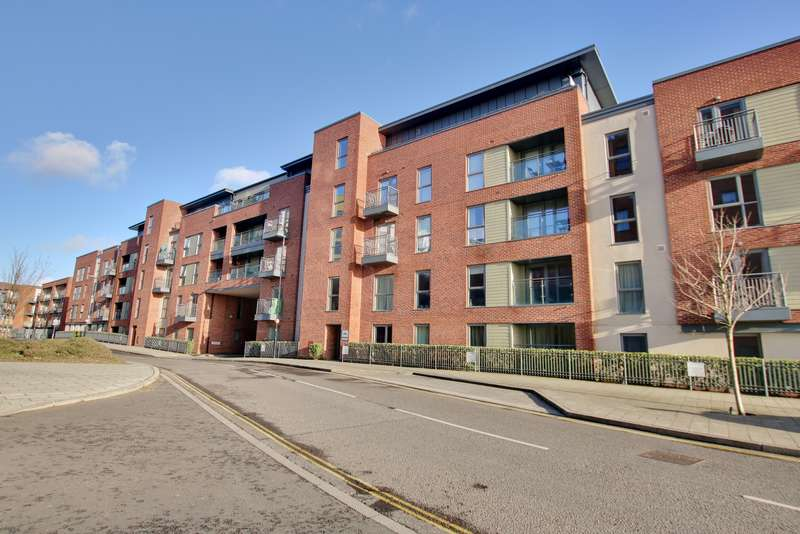 1 Bedroom Apartment Flat for sale in Centenary Quay, Woolston