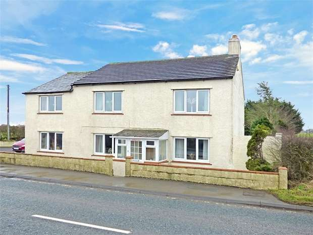4 Bedrooms Detached House for sale in Scales,, Aspatria, Wigton, Cumbria