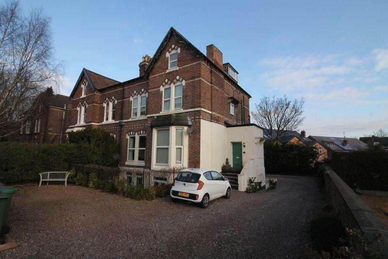 2 Bedrooms Apartment Flat for sale in Shrewsbury Road, Prenton