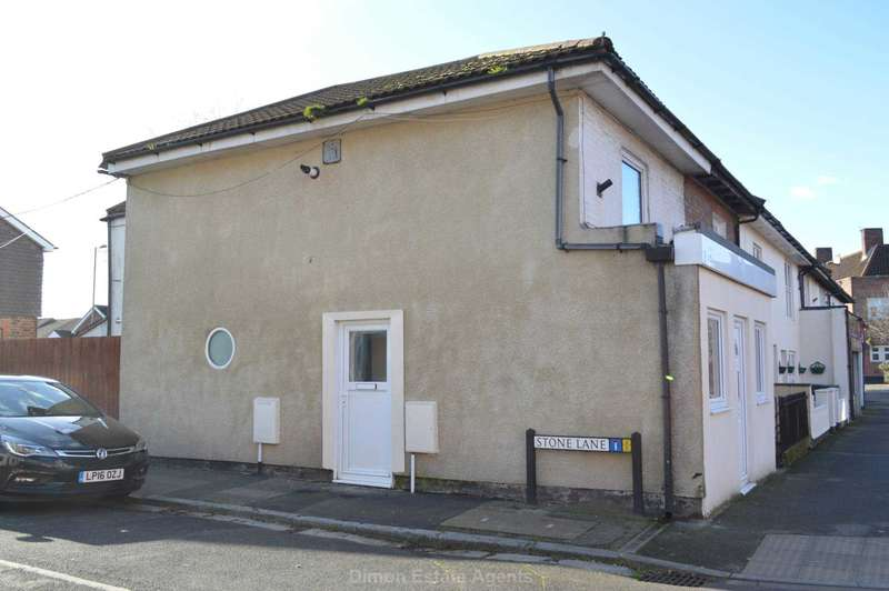 1 Bedroom Flat for sale in Stone Lane, Gosport