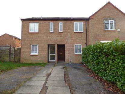2 Bedrooms Terraced House for sale in Fishermead Boulevard, Fishermead, Milton Keynes