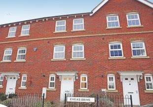 3 Bedrooms Terraced House for sale in Eveas Drive, Great Easthall, Sittingbourne, Kent